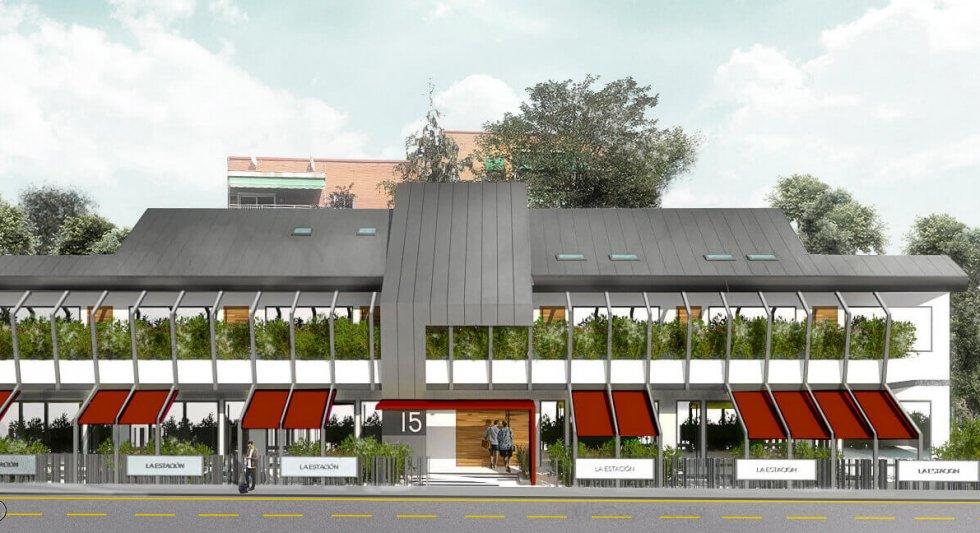 La Estación - jgyparquitectos.com