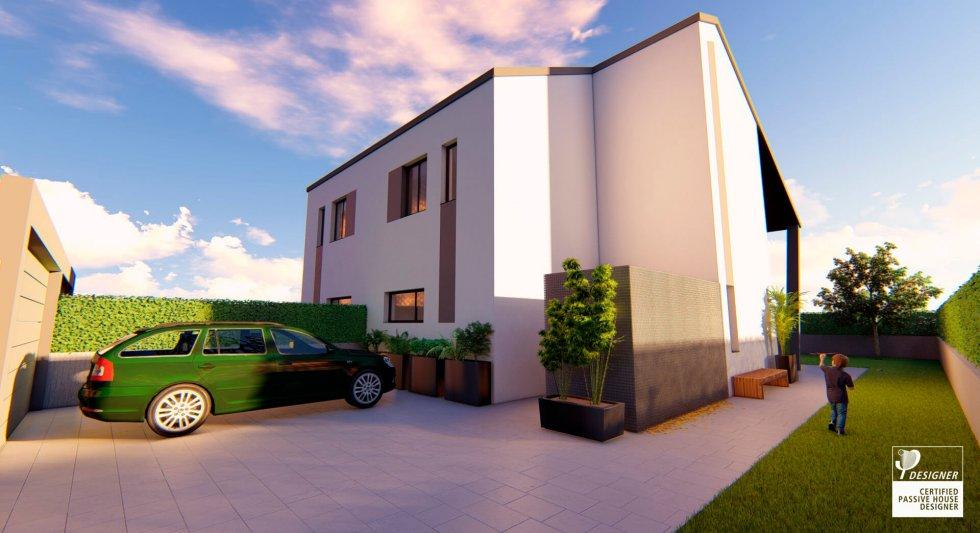 Arquitectos passivhaus - Passivhaus Madrid 4