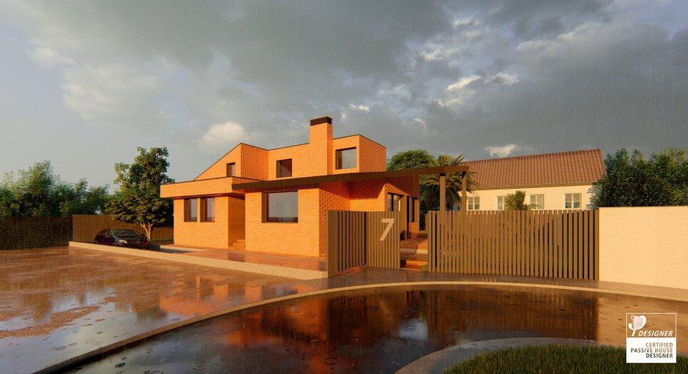 Arquitectos passivhaus